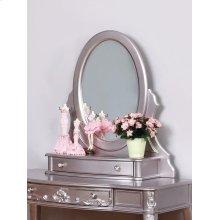 Caroline Metallic Lilac Vanity Mirror