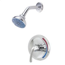 Chrome Whle Supplies Last - Maxwell® Single Handle Shower Only Trim Kit 2.5GPM