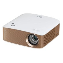 LED CineBeam Projector with Embedded Battery and Screen Share