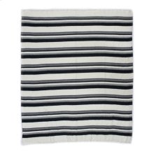 Allfresco Throw Blue Stripes