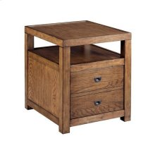 Juno Rectangular End Table