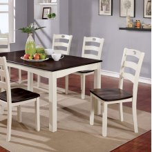 Liliana 7 Pc. Dining Table Set