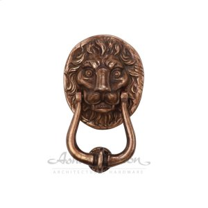 1220 Small Lion Knocker Product Image