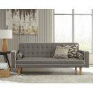 Luske Modern Grey Sofa Bed Product Image