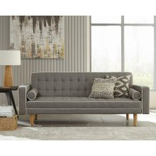 Luske Modern Grey Sofa Bed