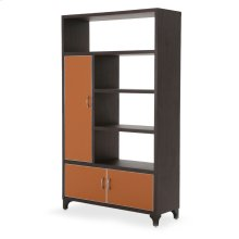 Left Bookcase Unit