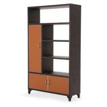 Left Bookcase Unit