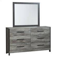 Cazenfeld - Black/Gray 2 Piece Bedroom Set