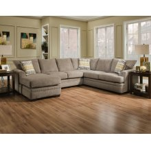 6800 - Perth Pewter Sectional