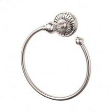 Tuscany Bath Ring - Brushed Satin Nickel