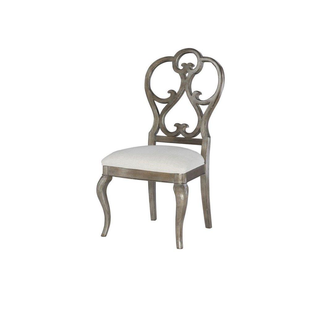 Scroll Side Chair
