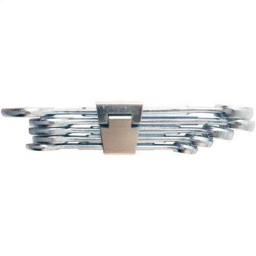 5-PIECE COMBO WRENCH SET