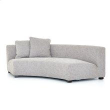 Astor Ink Cover Single - Left Arm Facing Configuration Liam Sectional