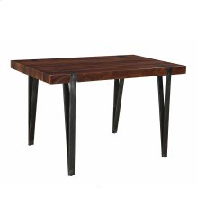 Marvin Rectangular Solid Wood Top Dining Table