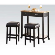 3pc Pk C.h Dining Set