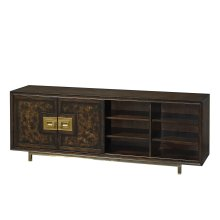 Movie Night Media Console