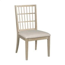 Symmetry Fabric Side Chair