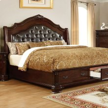 Queen-Size Edinburgh Bed