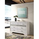 Miranda Modern Seven-drawer Dresser With Hidden Jewelry Tray Product Image