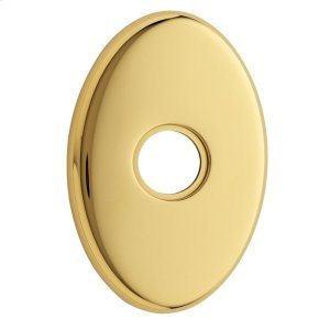 Lifetime Polished Brass 5029 Estate Rose Product Image