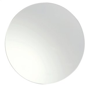 "No Finish 24"" Frameless Mirror Product Image"