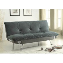 Casual Grey Sofa Bed