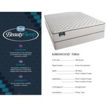Beautysleep - Kirkwood - Firm - Queen