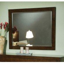 Jessica Cappuccino Dresser Mirror