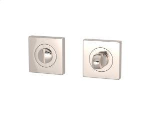 Snib Turn & Release Sets In Polished Nickel Product Image