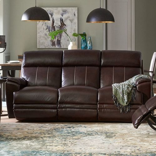 Talladega Power Reclining Sofa w/ Headrest