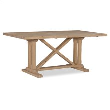 T-17236TA / T-17236TB Alexa Trestle Table and Base