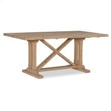 T-17236TA / T-17236TB Alexa Trestle Table and Base