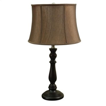 "TABLE LAMP, 26""H"