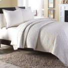 3 pc King Coverlet/Duvet Set Linen Product Image