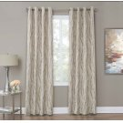 Dali 50x84 Grommet Top Panel Weighted Corners Linen Product Image