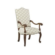 Caravan Upholstered Arm Chair