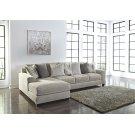 Ardsley - Pewter 2 Piece Sectional Product Image