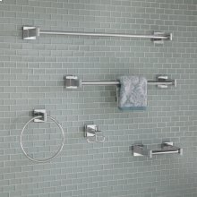 CS Series 24 Inch Towel Bar - Polished Chrome