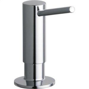 "Elkay 2"" x 4-5/8"" x 3-5/8"" Soap / Lotion Dispenser, Chrome (CR) Product Image"