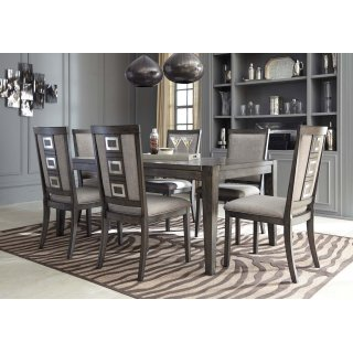 Chadoni 7 Piece Dining Set