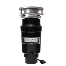 1/2 Horsepower Continuous Feed Disposal with Industry Standard 3 Bolt Mount System