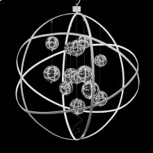 Planetary LED Chandelier Large