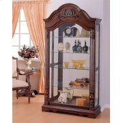 CHERRY CURIO CABINET Product Image