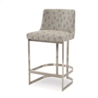 Copenhagen Brass Bar Stool Product Image
