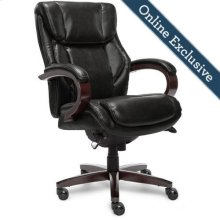 Bellamy Executive Office Chair, Black