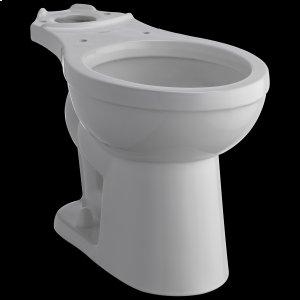 White Elongated Front Bowl Product Image