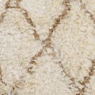 Diamond Ritz Shag Ivory 9x12 Product Image