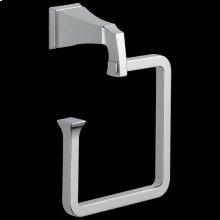 Chrome Towel Ring