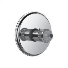 """3/4"""" Thermostatic Control in Polished Chrome"""