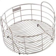 """Elkay Stainless Steel 11"""" x 11"""" x 7"""" Rinsing Basket"""